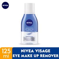 Nivea Make Up Double Eye Remover - 125ml