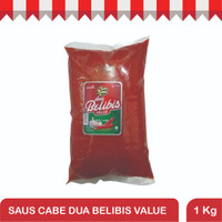 Saus Cabe Dua Belibis Value 1 kg