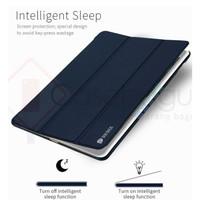 New iPad Mini 5 2019 Dux Original Smart Leather Flip Cover Case Casing