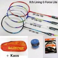 Raket Lining G Force Lite 100 110 120 150