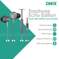 Onix Wired Headset Echo-01 - Stereo High Definition Sound Quality