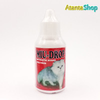 Miu Drop - 30ml Antibiotik Board Spectrum untuk kucing