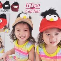 TP01 - topi elmo hat cap anak balita toddler