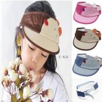 TP03 - topi cute caddy cap hat anak balita toddler kids