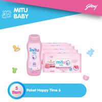 Mitu Tisu Basah - Paket Happy Time 6