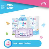 Mitu Baby - Paket Happy Family 8