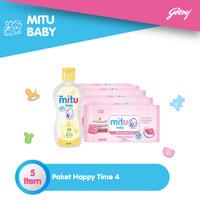 Mitu Tisu Basah - Paket Happy Time 4