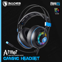 Sades Armor RGB 7.1 Realtek Gaming Audio