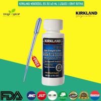 kirkland minoxidil 5% mengatasi kebotakan/rambut/brewok/kumis/alis
