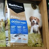 Dogfood BlackHawk Puppy