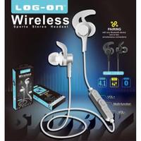 HandsfreeLOG ON Wireless SPORTY LO-BL01 - LOG ON Music sql
