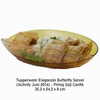 Tupperware Eleganzia Serving Platter 2.5L (Activity Juni 2016)