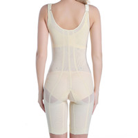 Body Shaper Vest+Pants Waist Trainer Corset, Korset Pelangsing