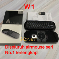 HiPlay Remote Air Mouse Wireless Keyboard W1 Mini keyboard wireless W1
