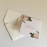 Kartu lipat kosong/ Blank Card