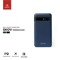 Strom Skov Power Bank 10000mAh Digital Display QC 3.0 + PD - Navy