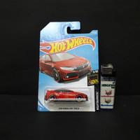 Pajangan Mainan Diecast Hotwheels Murah lot 2019 Honda Civic Type R