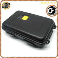 Kotak Pelican Serbaguna Safety Case Dustproof Waterproof Size L -Black