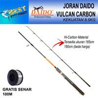 JORAN PANCING DAIDO VULCAN CARBON 180CM