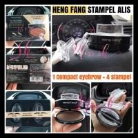 Hengfang Stampel Alis/Stamp Alis Hengfang - Grey Produk Terbatas