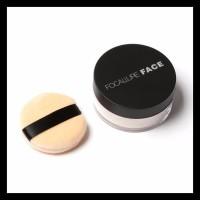 Focallure Oil Free Loose Powder - 360 - Tiga Terlengkap