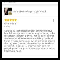 Serum Pelicin Wajah Super Ampuh Terjamin