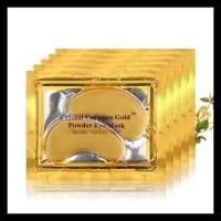 Crystal Collagen Gold / Masker Mata Terjamin Exp 2020 Gratis Ongkir