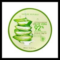 Nature Republic Aloe Vera 92% Soothing Gel 300Ml Boom Sale