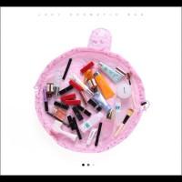 379 Korean Lazy Cosmetic Travel Bag Tas Kosmetik Size 68 X 56Cm -