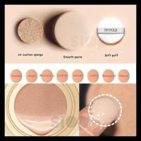 Bioaqua Bb Gold Cushion Exquisite & Delicated - Rose Clair -01 Komplit