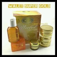 Paket Cream Walet Super Gold Whitening Paket Murah