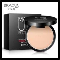Bioaqua Makeup Professional Pressed Powder - Ivory Komplit