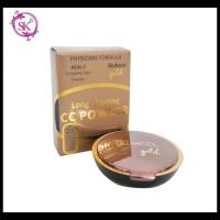 Ertos Glutacol Gold Cc Powder Long Lasting / Bedak Wajah Terpercaya
