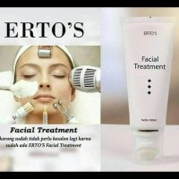 Ertos / Erto'S Facial Treatment / 100Ml / Original Bpom 100% Terbaru