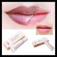 Lip Moisturizing Scru Cream Diskon
