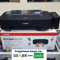 New printer ip2770 + infus back box