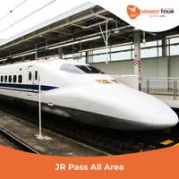 JR Pass All Area Ordinary 7 Hari - Dewasa