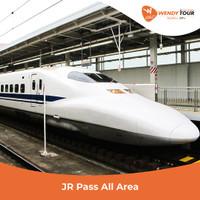 JR Pass All Area Ordinary 21 Hari - Dewasa