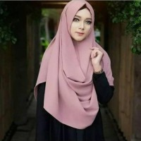 Paling Laris Pashmina Instan Sala Syari Big Kerudung Jilbab Khimar