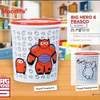 Moorlife Big Hero 6 / tempatkue/tempatsnack/kado/toples