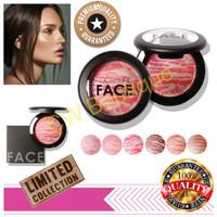 Kosmetik Make Up Baked Powder Blush On Bronzer Blusher (AF COS BO 01)