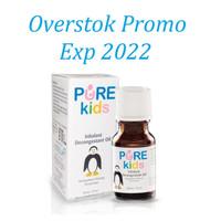 Purekids Pure Kids Inhalant Decongestant Oil Obat Hidung Tersumbat