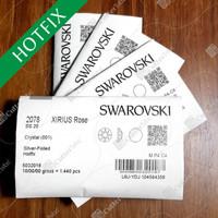 Crystal Swarovski SS20 4.6mm 1440 pcs Clear - Hotfix Flatback Kristal