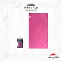 NH Antimicrobial Quick-Dry Towels / Handuk travel L (Rose Red)