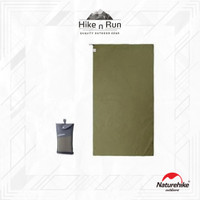 NH Antimicrobial Quick-Dry Towels L / Handuk travel (Army Green)