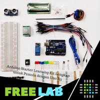 Arduino Starter Learning Kit Lengkap untuk Pemula dengan Uno R3
