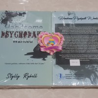 Handsome Psychopath Wanted by Stylly Rybell