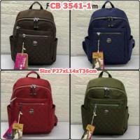 CB3541-1 Tas Ransel Wanita Import CHIBAO Bordir Backpack CHIBAO Bordir