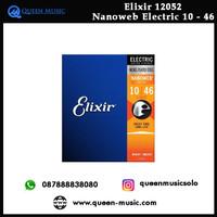 senar elixir 12052 nanoweb electric 10 - 46