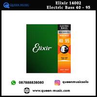 senar elixir 14002 nanoweb electric bass 40 - 95